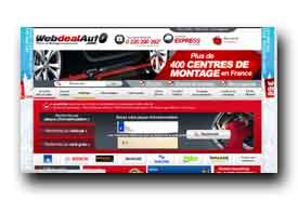 screenshot de www.webdealauto.com