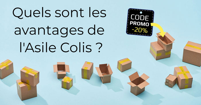 Asile colis solution marketing