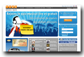 screenshot de fr.massivemusicquiz.com