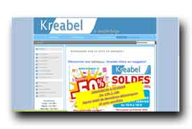 Sites a Kreabel ouverture