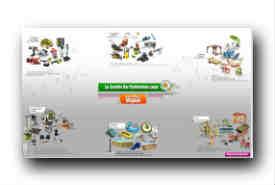Sites a for Les jardin de catherine