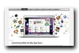 screenshot de www.apple.com/fr/mac/app-store