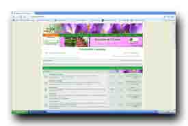 screenshot de www.aujardin.org