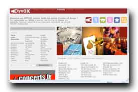 screenshot de www.cityvox.fr