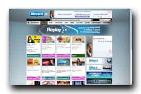 sites de replay tv comme 6play pour regarder t l en direct ou en rattrapage. Black Bedroom Furniture Sets. Home Design Ideas