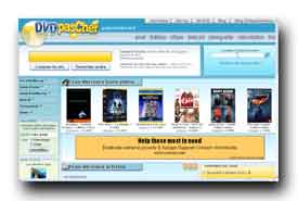 screenshot de www.dvdpascher.net