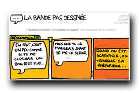 screenshot de www.labandepasdessinee.com