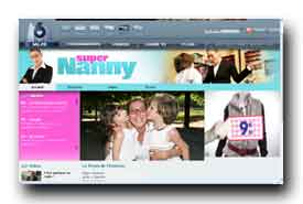 screenshot de www.m6.fr/emission-super_nanny/