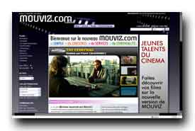 screenshot de www.mouviz.com