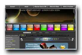 screenshot de www.photoshop-creation.com