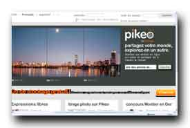 screenshot de www.pikeo.com