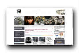 screenshot de www.yseane.com