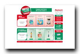 Votez Auchan Fr Sites A Voir Com