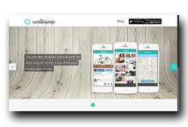 acheter vendre des objets d 39 occasion depuis son smartphone wallapop. Black Bedroom Furniture Sets. Home Design Ideas