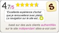 Avis clients sur madeindog.com