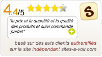 Avis clients sur feedodo.com