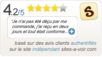 Avis clients sur fashion4mec.com